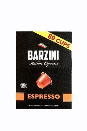Barzini Espresso Nespresso® compatible 80 st.