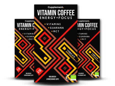 Cupplement® Vitamine Espresso 10 capsules