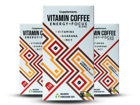 Cupplement® Vitamine Lungo 10 capsules