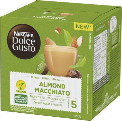 Dolce Gusto® Almond Macchiato 12 capsules