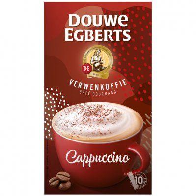Douwe egberts verwenkoffie cappuccino