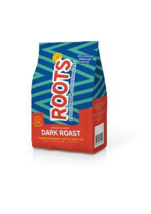 Roots Nespresso® Compatible Dark Roast (4 x 20 st.)