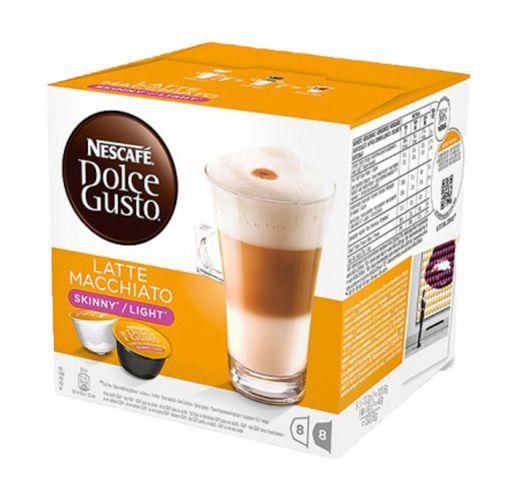 Dolce Gusto® Latte Macchiato Light 16 capsules