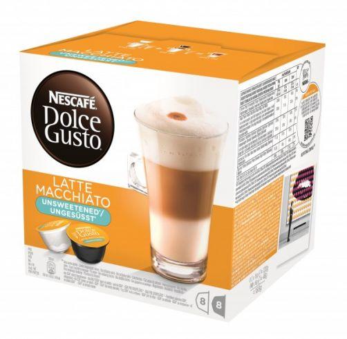 Dolce Gusto® Latte Macchiato Ongezoet 16 capsules