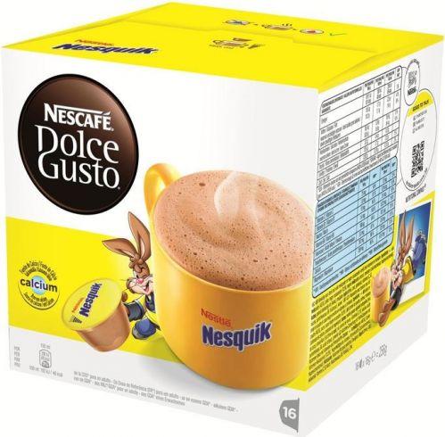 dolce gusto nesquik chocolademelk