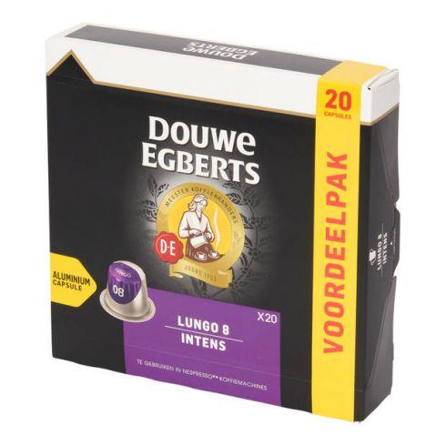 Douwe Egberts Lungo Intens 20 capsules