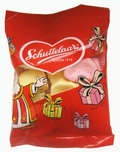 Schuttelaar Sinterklaas schuimpjes 50 x 50 gram