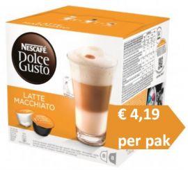 Dolce Gusto® Latte Macchiato (3 x 16 st)