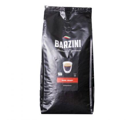 Barzini koffiebonen dark roast 1 kg