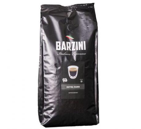 Barzini koffiebonen extra dark 1 kg