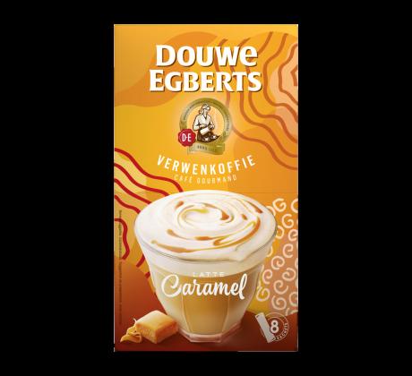 Douwe egberts verwenkoffie latte macchiato