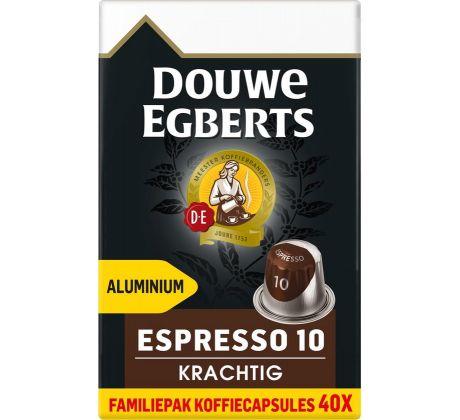douwe egberts espresso krachtig capsules nespresso grootverpakking