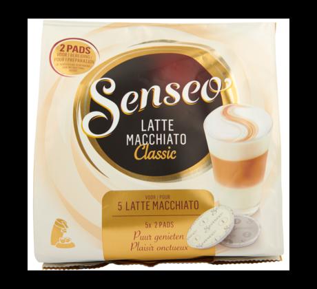 Senseo café latte 8 koffiepads