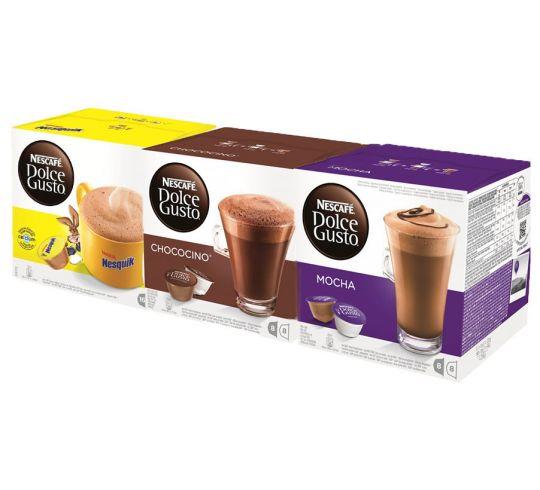 Dolce Gusto® chocolade proefpakket