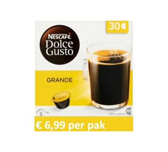 Dolce Gusto® Grande XL ( 3 x 30 st)