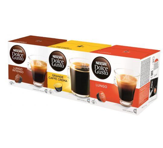 Dolce Gusto® koffie proefpakket