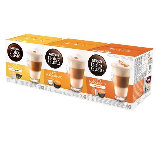 Dolce Gusto® Latte Macchiato proefpakket